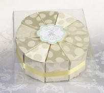 Yellow Baby Cake Boxes (10)
